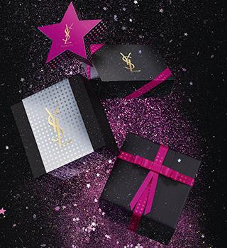 Tipy na dárky Yves Saint Laurent