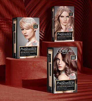 L'Oréal Paris Hair dyes