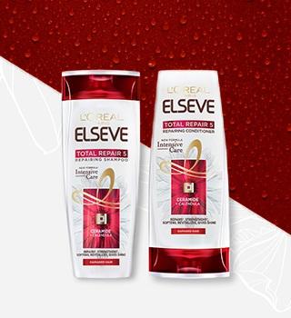 Shampoo L'Oréal e cuidados com o cabelo