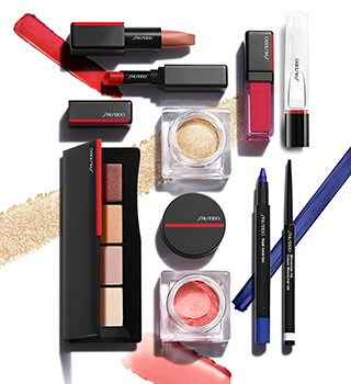 Shiseido Make-up Най-продавани