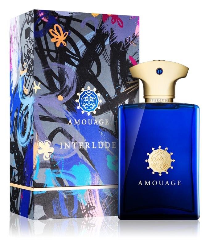 9. Amouage Interlude Men