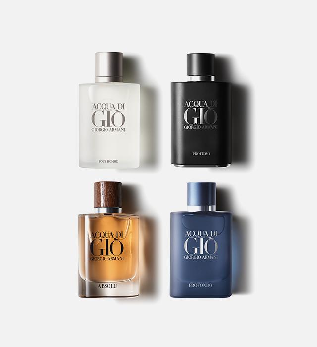 Armani Férfi parfümök