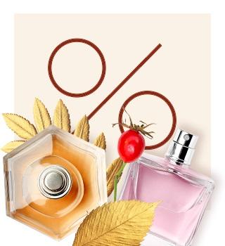 Akce na parfémy