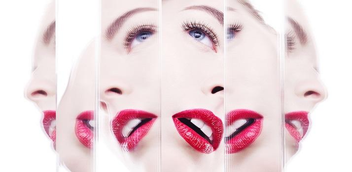 Vodnik: Kako naličiti ustnice, da bodo odporne?