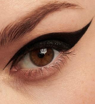 Inglot make-up oczy