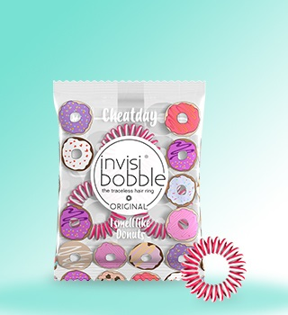 invisibobble Cheat Day