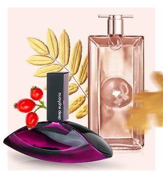 Podzimní parfémy pro ženy