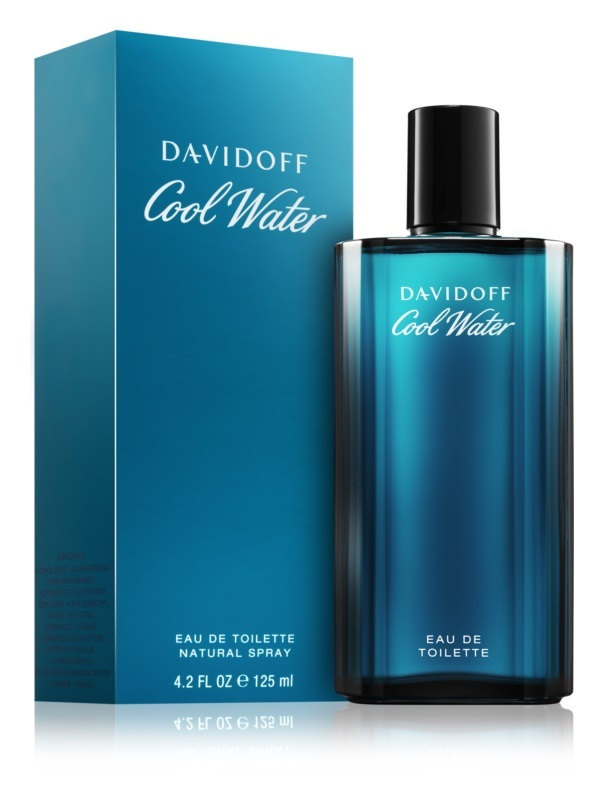 5. Davidoff Cool Water