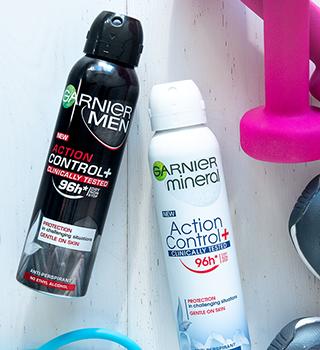 Garnier Péče o tělo a deodoranty