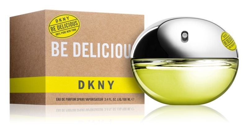 9. DKNY Be Delicious