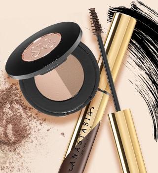ABH make-up oči