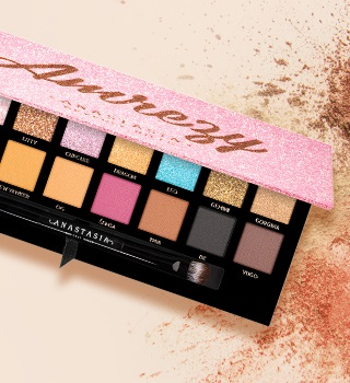 ABH make-up paletky