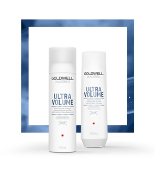 Goldwell - Volume des cheveux