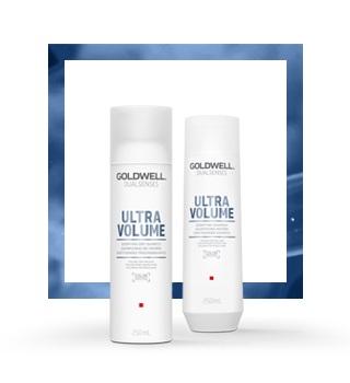 Goldwell - Volume dei capelli