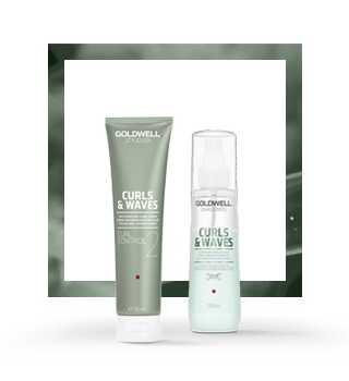 Goldwell - Welliges Haar