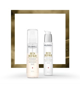 Goldwell - Výživa a regenerace vlasů