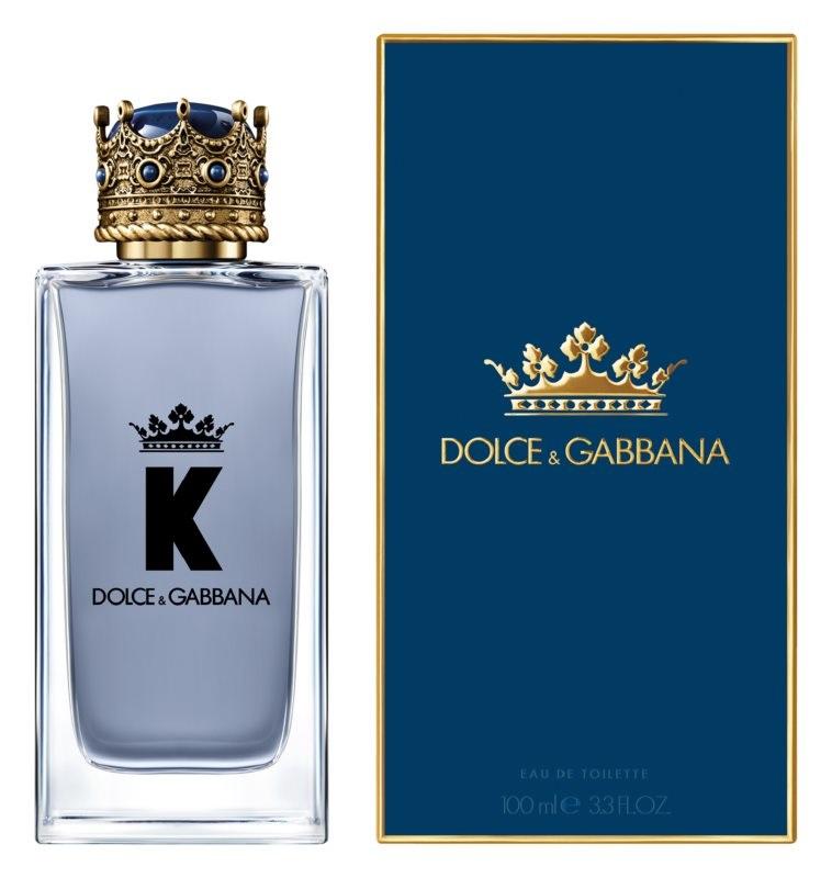 4. Dolce & Gabbana K by Dolce & Gabbana