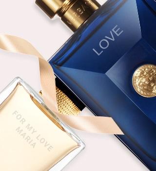 Gravírovanie na parfémy a kozmetiku