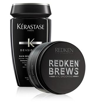Vlasová kozmetika pre mužov