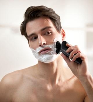 máquinas de barbear
