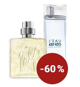 До  -60 % на мъжки аромати