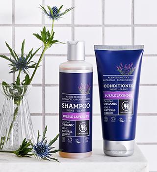 Urtekram šampon a kondicionér