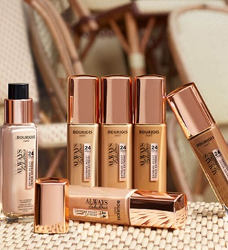 Bourjois foundation