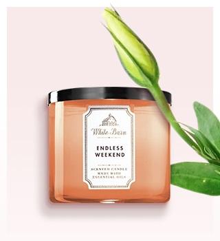 Parfums de printemps