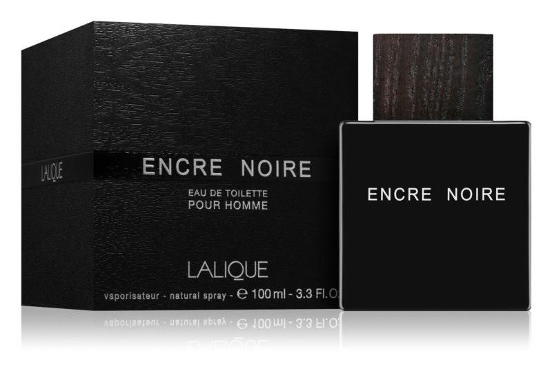 3. Lalique Encre Noire for Men