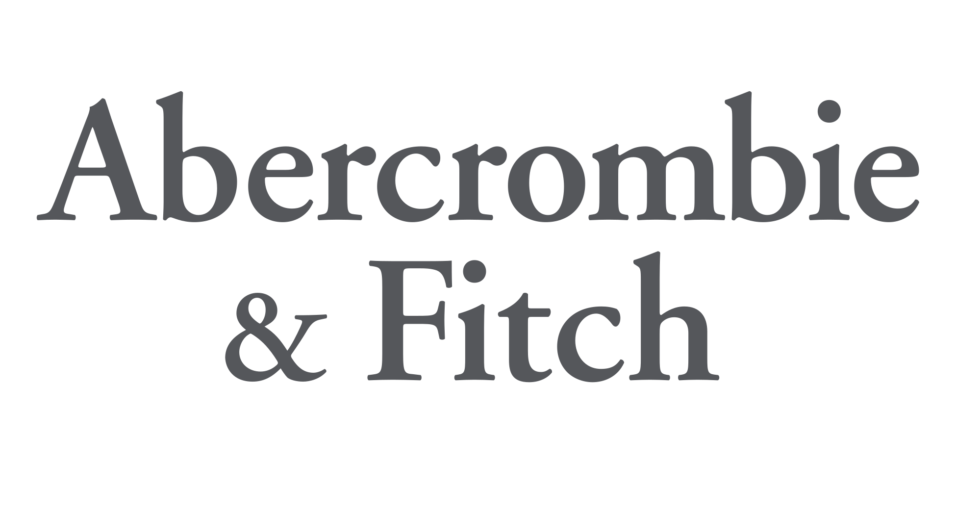Parfüms von Abercrombie & Fitch