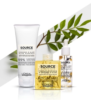 L'Oréal Professionnel Natural Hair Care