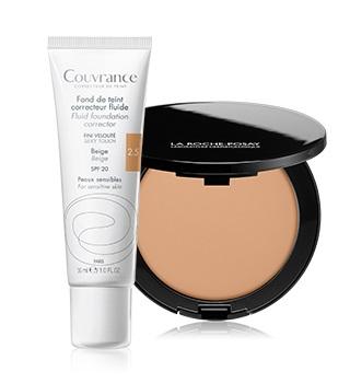 make-up na citlivú pleť
