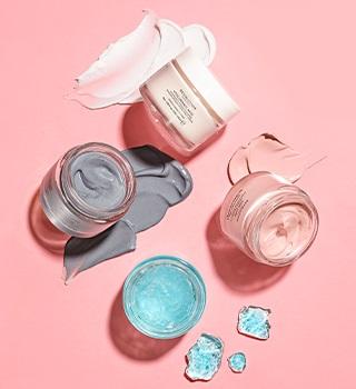 Revolution Skincare arcpakovások