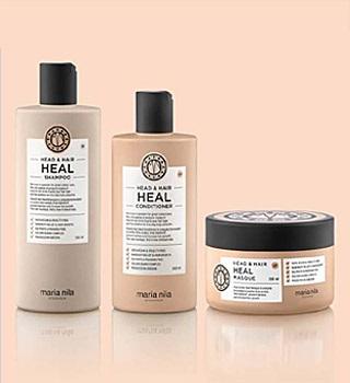 MARIA NILA HEAD AND HAIR HEAL