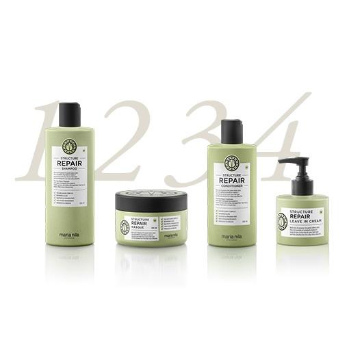 <strong>Regenerační řada pro poškozené vlasy Structure Repair</strong>