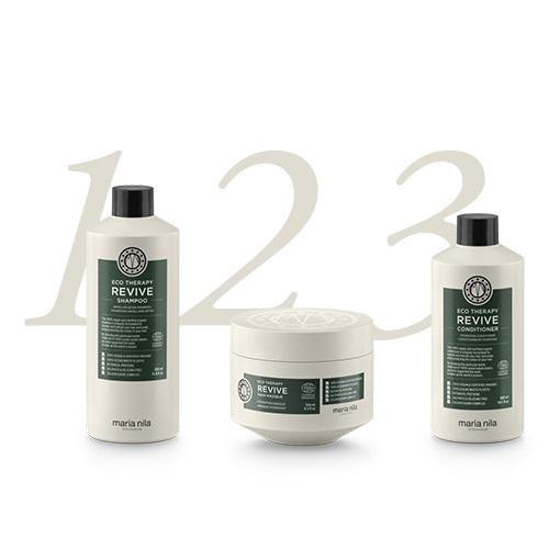 <strong>Detoxikační řada pro oživení vlasů Eco Therapy Revive</strong>