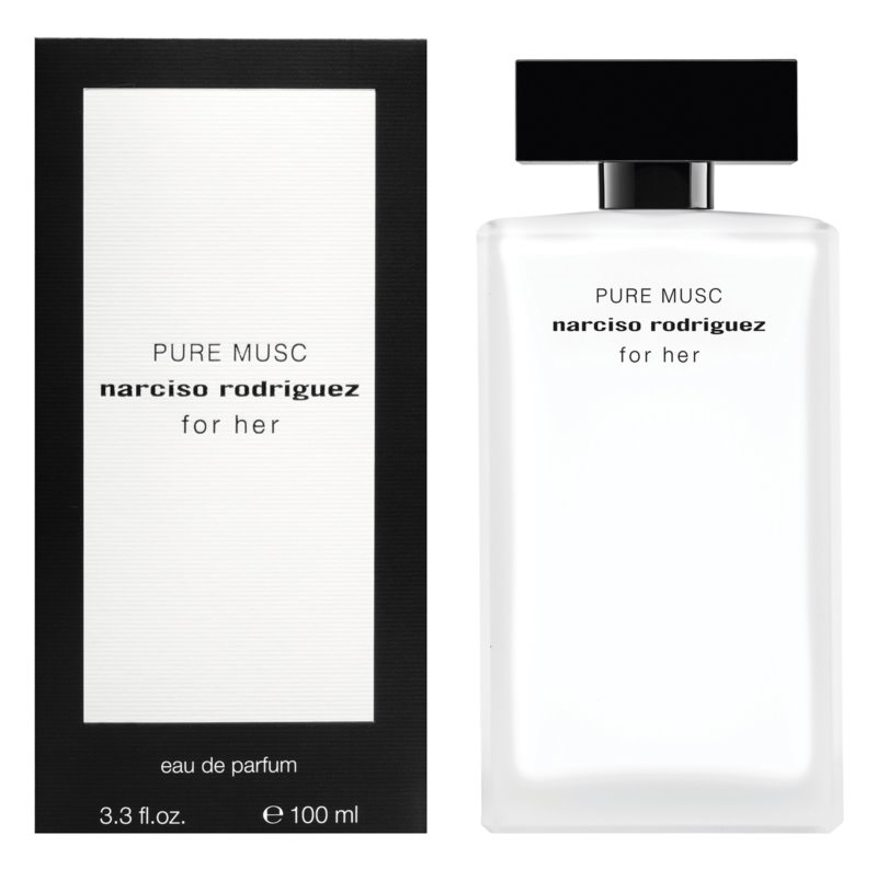 8. Narciso Rodriguez For Her Pure Musc
