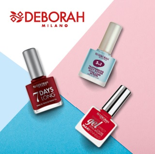 Deborah Milano лак за нокти
