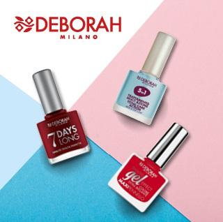 Deborah Milano esmalte de uñas