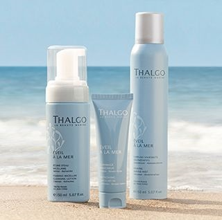 Thalgo MAKEUP REMOVAL AND SKIN CLEANSING