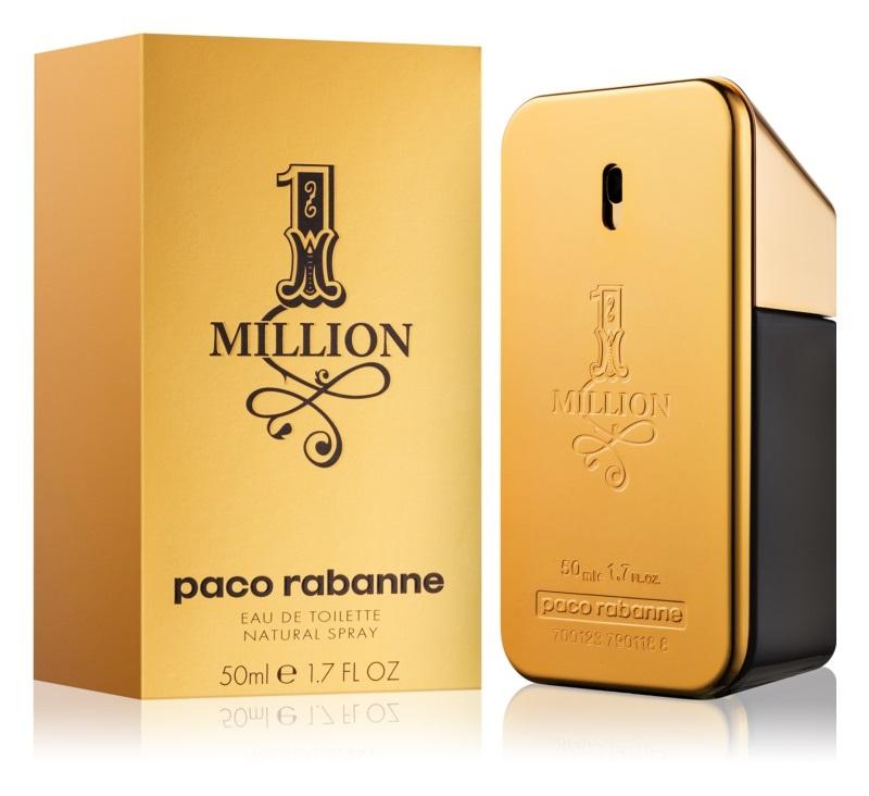 8. Paco Rabanne 1 Million