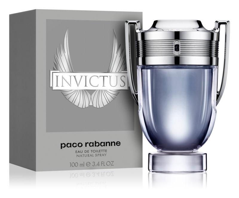 9. Paco Rabanne Invictus