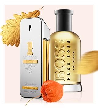 Podzimní parfémy pro muže