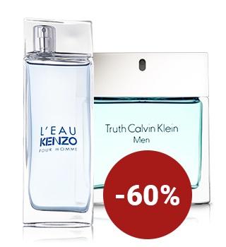 Aż -60% na męskie zapachy