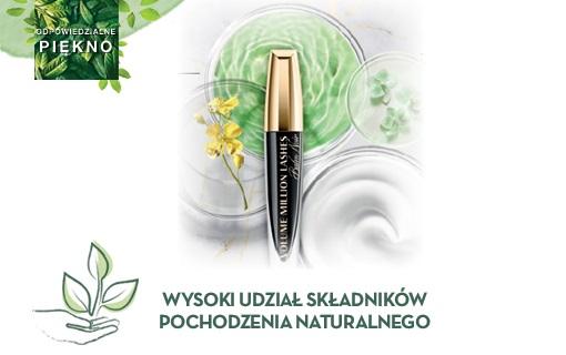 99% składników pochodzenia naturalnego