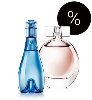 Parfums in de aanbieding
