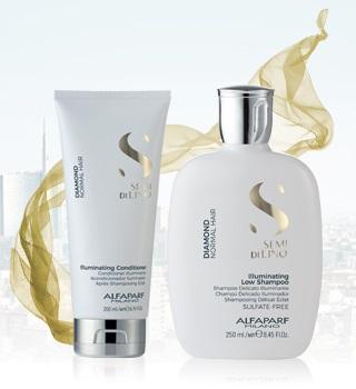 Alfaparf Milano - Pour des cheveux brillants
