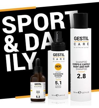 Sport a denní použití