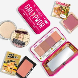 BLUSHERS AND HIGHLIGHTERS