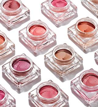 Shiseido tvár